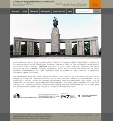 Sowjetische Kriegsgräberstätten in Deutschland
